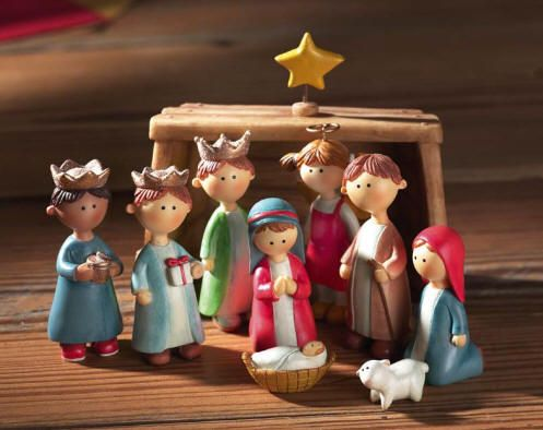 Nativity Set for Children