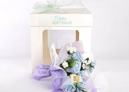 Bouquets Baby Flowers, de 5 prendas básicas de bebé