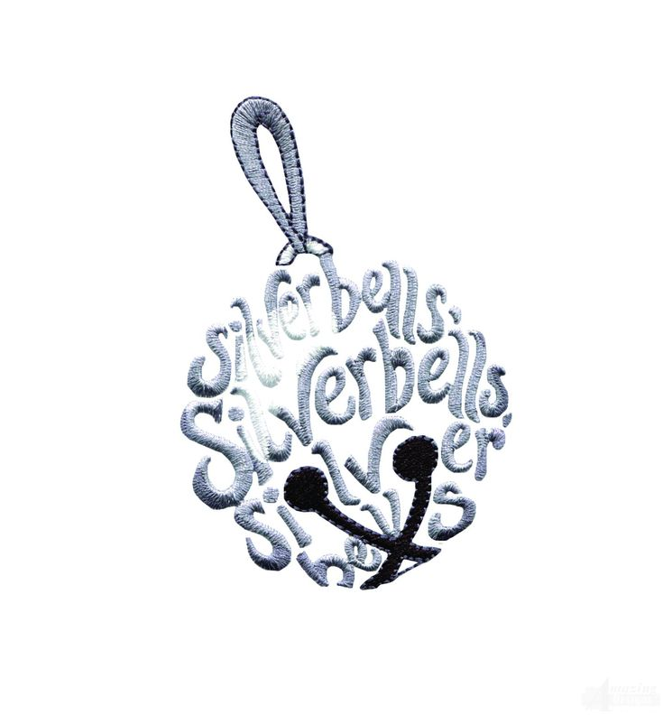 how to draw silver bells