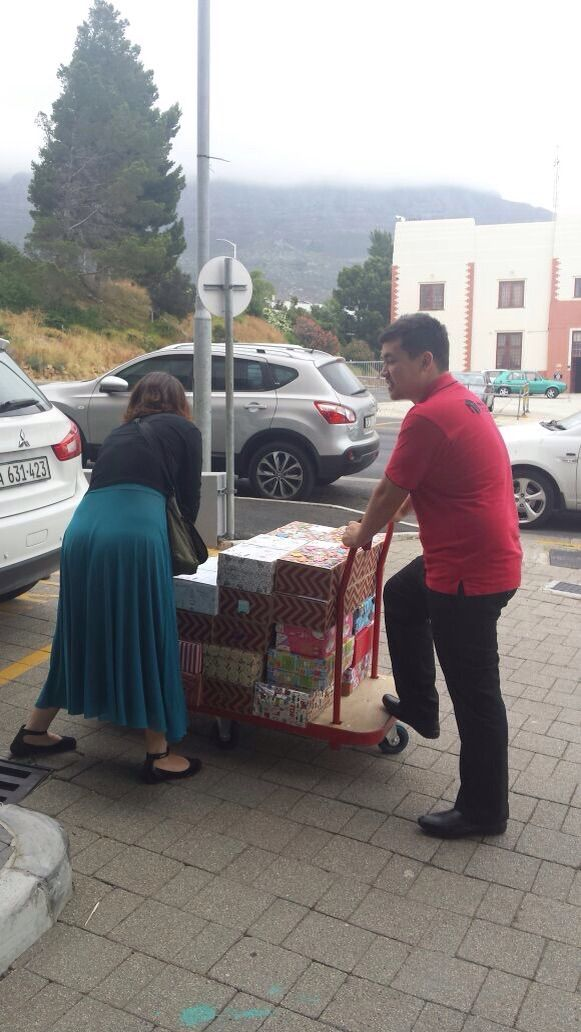 Another generous drop off at Stor-Age Gardens