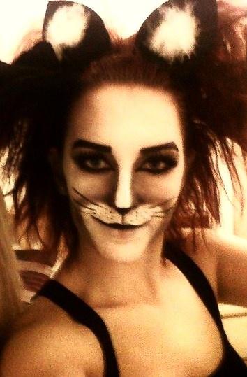 cat makeup | Tumblr
