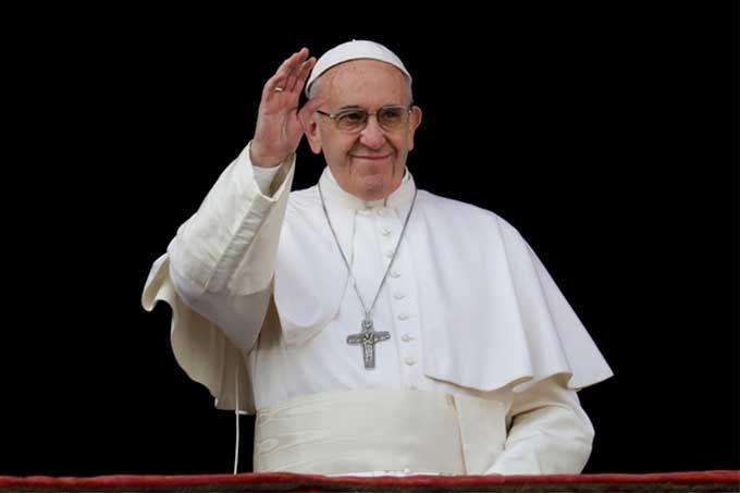 Papa Francisco renueva sus oraciones por Venezuela