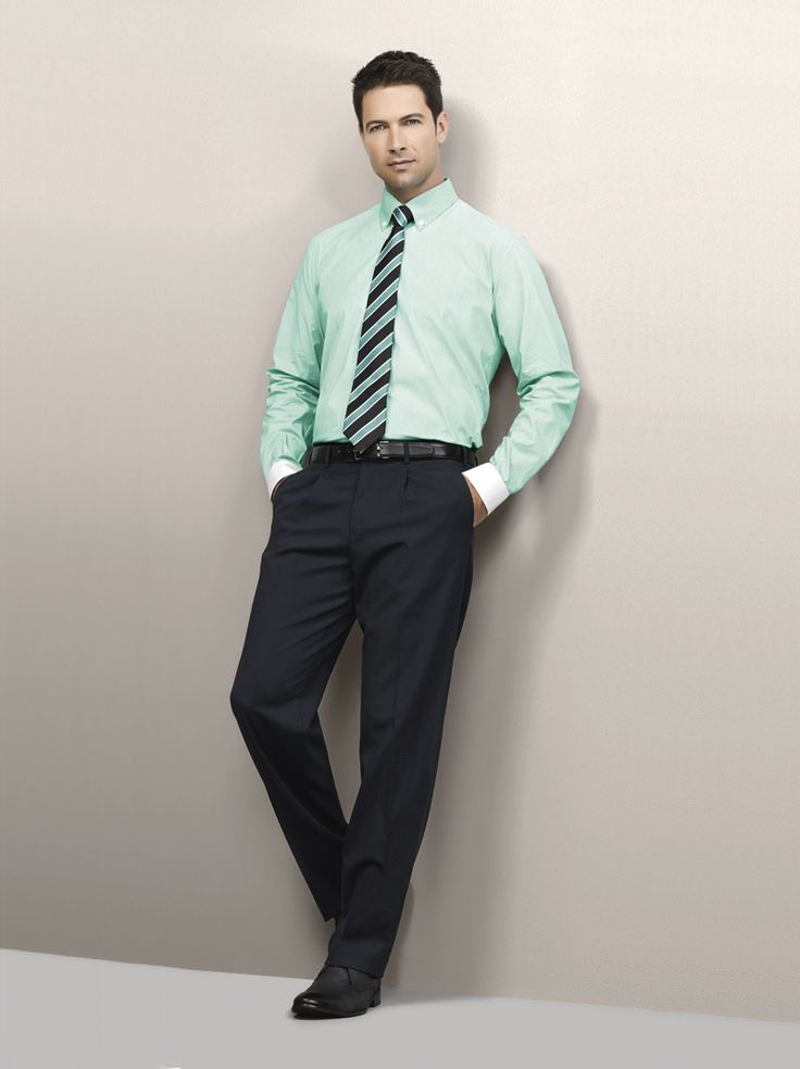 Wool Stretch One Pleat Pant #bizcorporates #woolstretch #boulevard #woolsuiting
