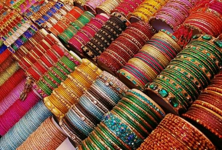 Indian bangles! Wish I could have them ALL!