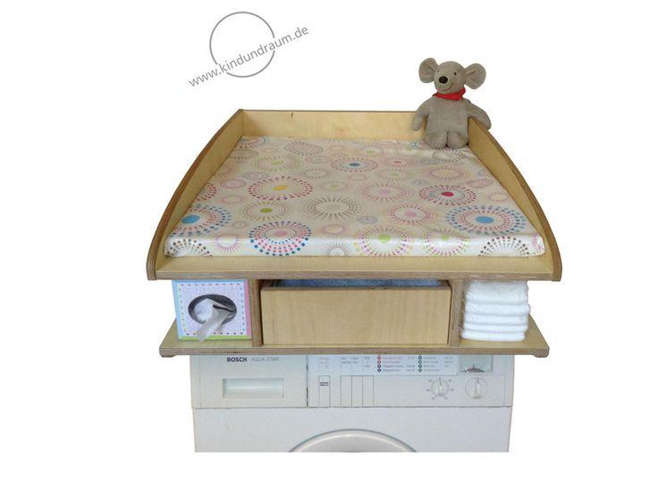 Table langer pour la machine laver machine a - Table a langer mobile ...