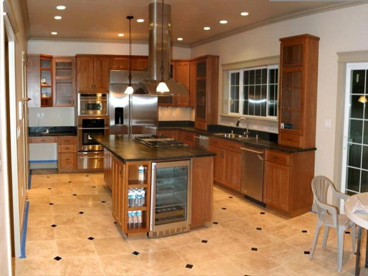 Best Kitchen Flooring 43 best kitchen floor designs images on pinterest | kitchen floor