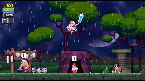 Rogue Legacy Game Free Download - http://fullvergames.com/rogue-legacy-game-free-download/