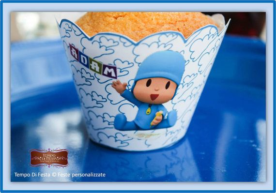 Pocoyo Birthday Party Printable Set