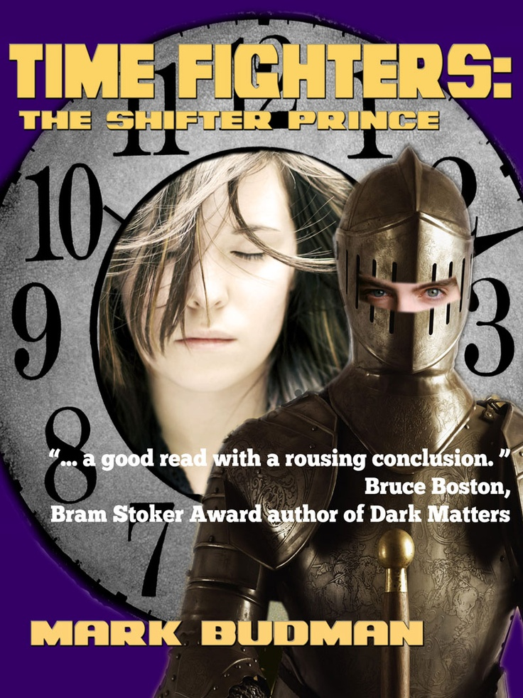 Time Fighters: The Shifter Prince.  A YA novel set in the last totalitarian country of Europe.