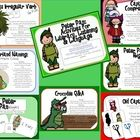 Peter Pan Literacy, Listening and Language Activities is a spectacular pack boasting seven full games/activities. Your students will love practicin...
