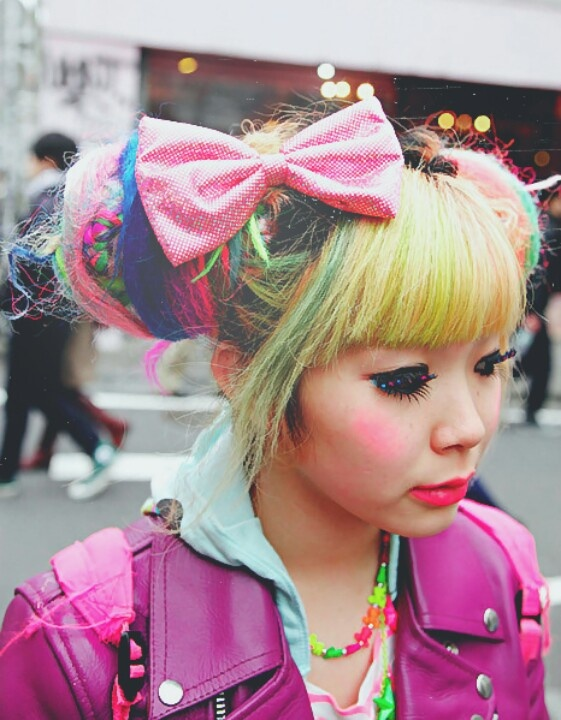 Harajuku decora kawaii japanese fashion