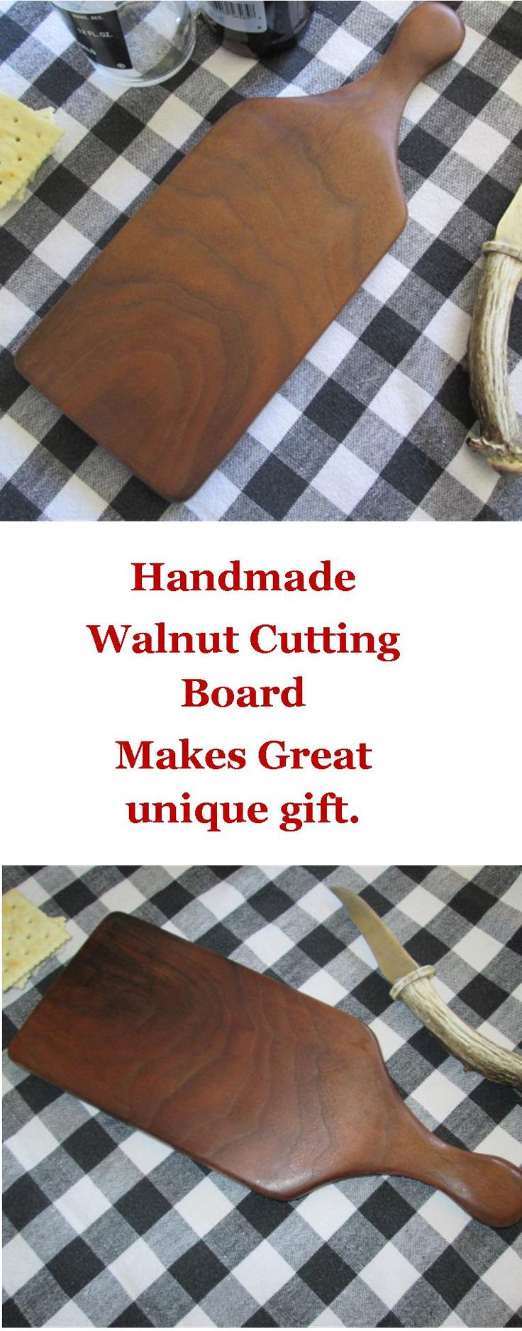 Make your cheese plate simply stunning diy wood slice cutting board - Make Your Cheese Plate Simply Stunning Diy Wood Slice Cutting Board Handmade Walnut Wooden Cutting Download