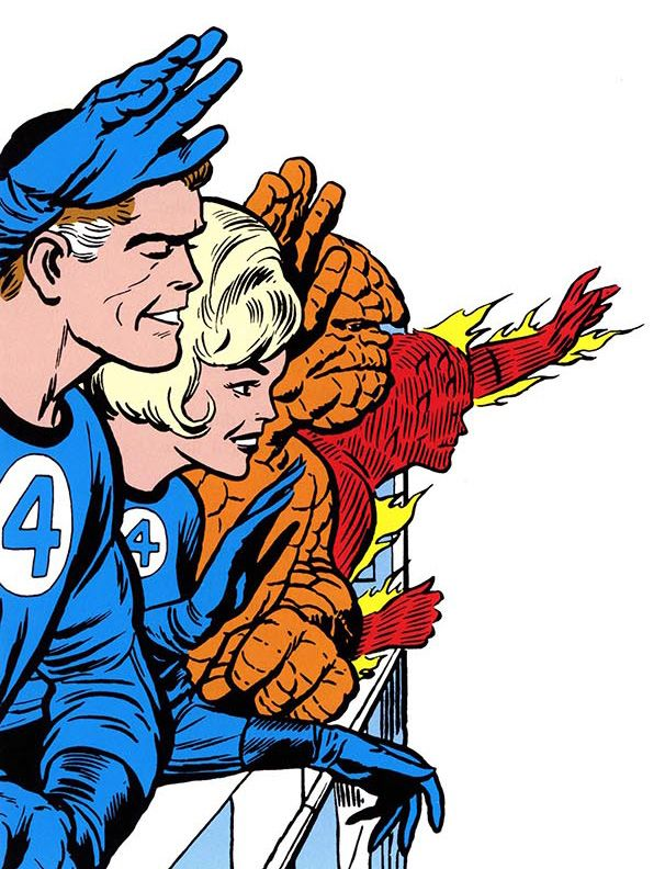 198 best fantastic four images on pinterest comics fantastic four rh pinterest com