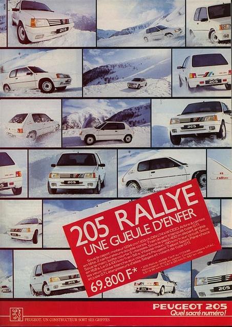 Peugeot 205 rallye 1988   Flickr - Photo Sharing!