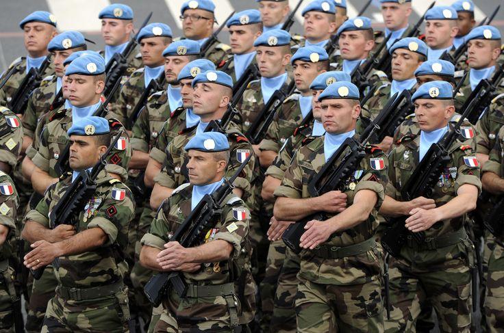 U.N. TROOPS | The U.N. invasion to come, according to the gospel of Judge Tom Head.