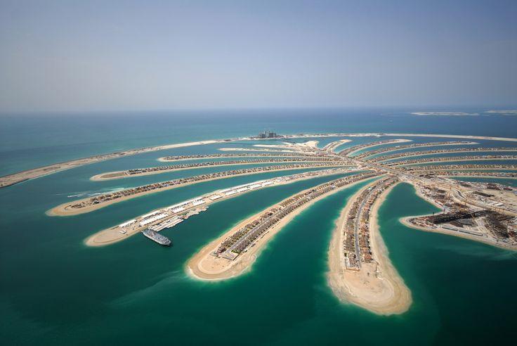 Dubai - The Palm @shutterstock
