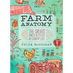 Farm Anatomy: The Curious Parts & Pieces of Country Life: Amazon.it: Julia Rothman: Libri in altre lingue
