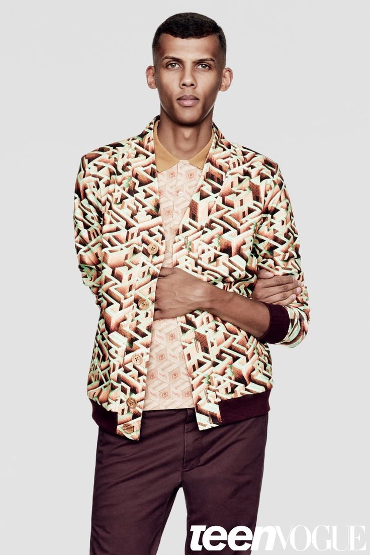 Meet Stromae, the Belgian Hit-Maker Who's Collabed with Kanye and Lorde