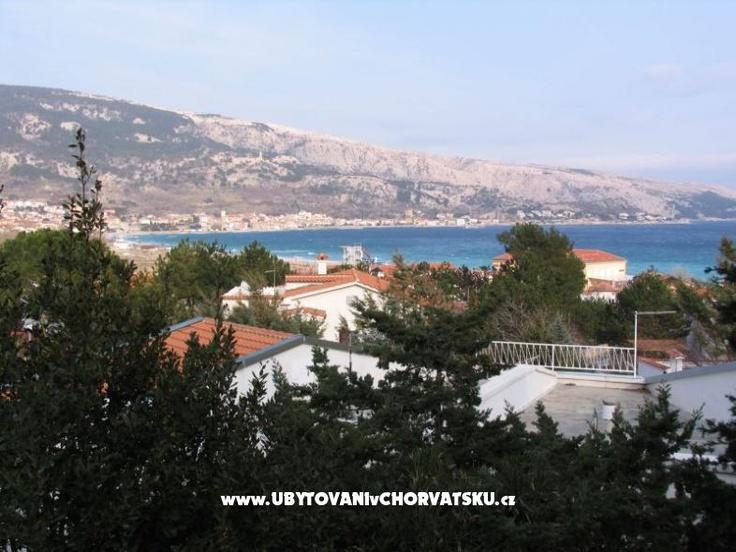 Apartmány Chorvatsko ::: ostrov Krk : Villa Marija.   www.UvCH.cz