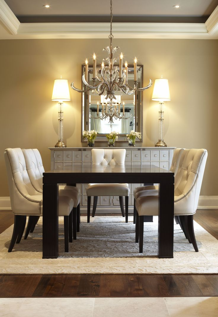 Charming Elegant Dining Room Ideas