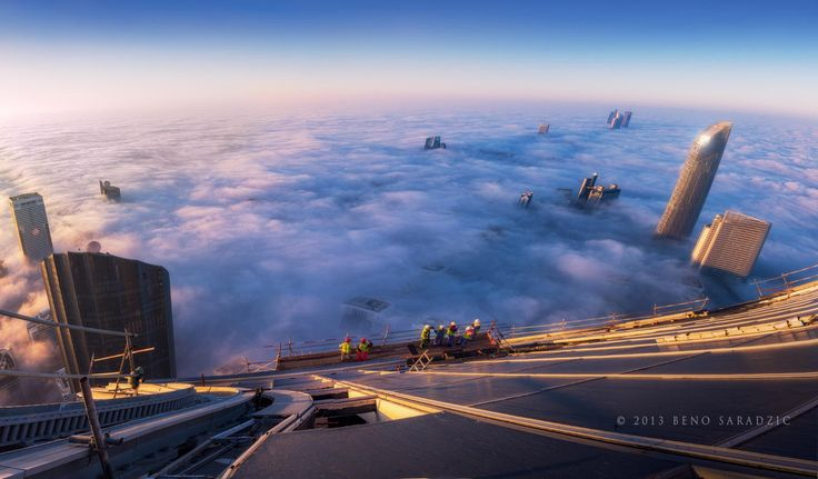 At The Edge Of The Abyss by Beno Saradzic on 500px