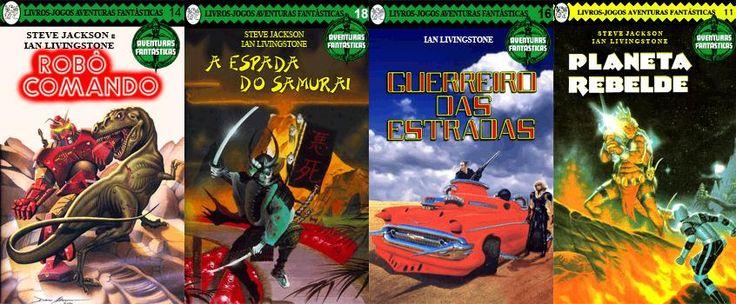 Que tal viver uma Aventura Fantástica sem sair do conforto da sua poltrona? http://garotasgeeks.omelete.uol.com.br/2014/08/11/delicie-se-com-os-livros-jogos-aventuras-fantasticas/