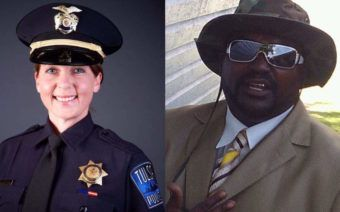 The Tulsa, Oklahoma, police officer acquitted in the shooting death of Terence Crutcher will receive $35,000 in back pay, KFOR reports. Officer Betty Shelby...