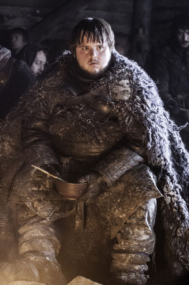 'Game Of Thrones' Season 3, Episode 3 John Bradley as Samwell Tarly