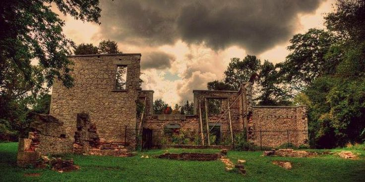 One of Canada's most haunted places is in jeopardy of being destroyed. #Canada #haunted