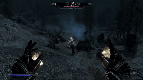 It's a good thing I wasn't attached to Maurice #games #Skyrim #elderscrolls #BE3 #gaming #videogames #Concours #NGC