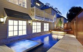 Berwick pool and spa
