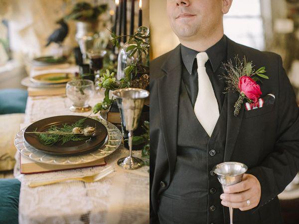 The 25 best Modern victorian wedding ideas on Pinterest