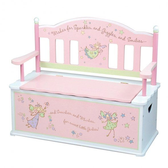 Princess Toys Box Storage Kids Girls Chest Bedroom Clothes: Ideas For Lily's Toy Chest