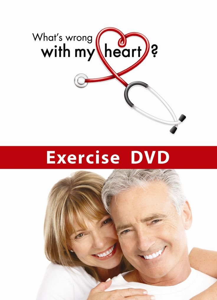 4 DVD series package Whats wrong with my heart