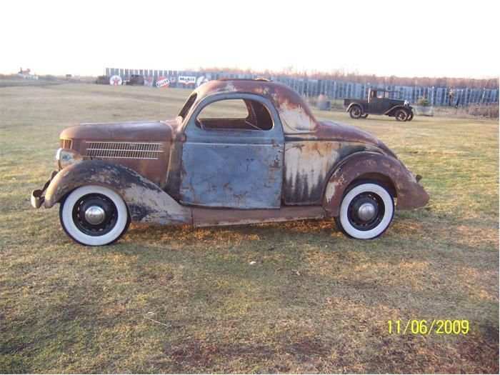 1936 Ford 3 window coupe for sale craigslist (With images ...