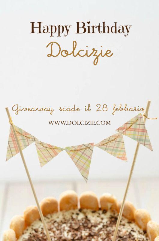 happy birthday Dolcizie