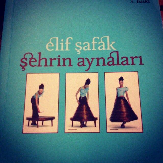 Elif Şafak...