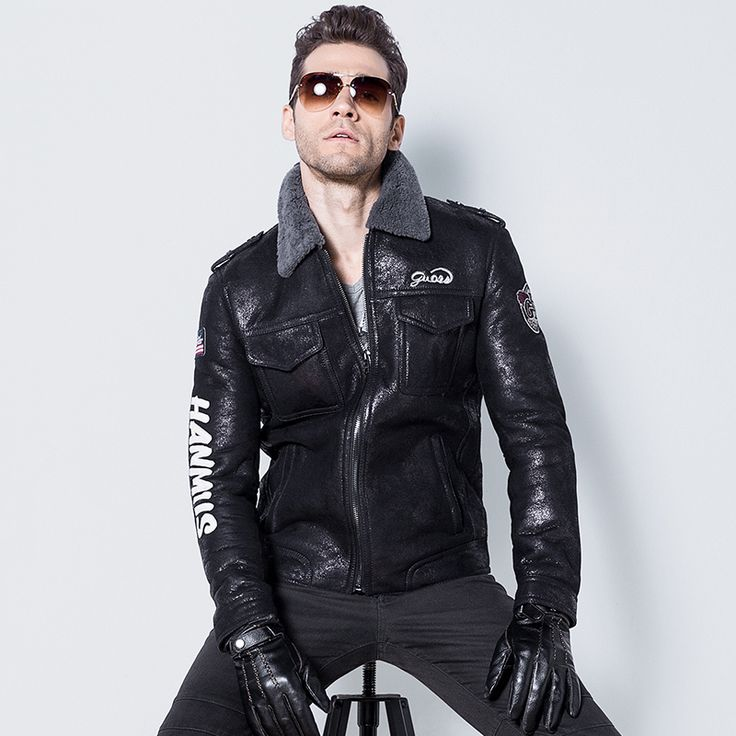 Find More Leather & Suede Information about Men's Lamb Fur Jacket Double Face Fur Coat Fashion Embroidery Air Force Flight Suit Short Casual Jacket    GSJ118,High Quality air forcing flight suit,China flight suit Suppliers, Cheap man lamb from Freedom-Enterprising on Aliexpress.com