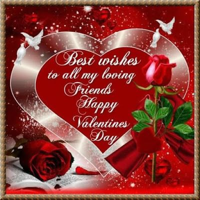 The 25 best Happy valentines message ideas – Message in Valentines Card