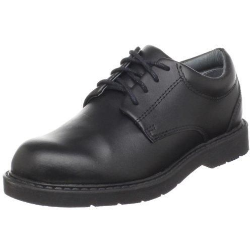 School Issue Scholar 5200 Uniform Shoe (Toddler/Little Kid/Big Kid)Black