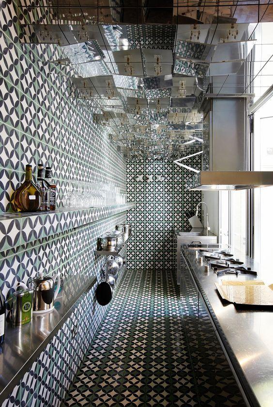 358 best Azulejos de Cocina images on Pinterest Kitchen tiles - glas küchenrückwand fliesenspiegel