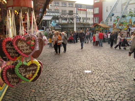 Herford, Germany - Neue Markt