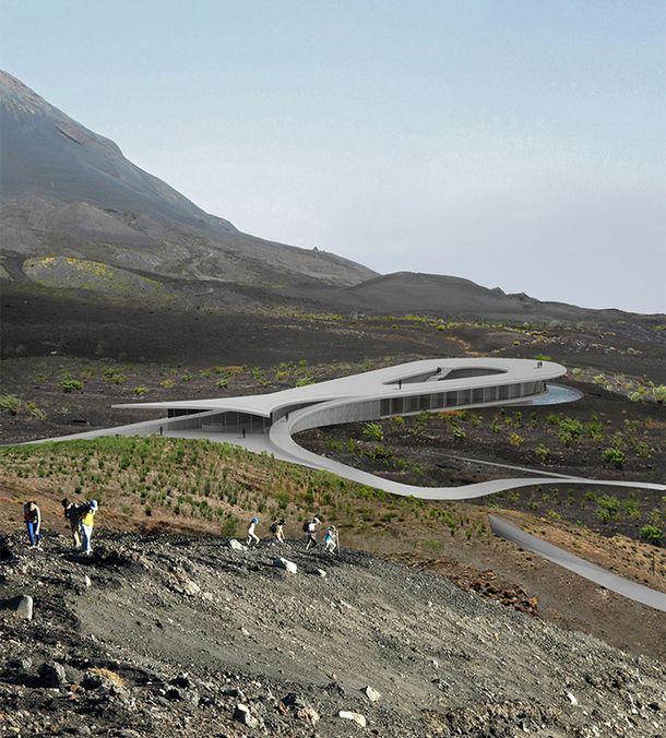 Проект развития острова в Кабо-Верде