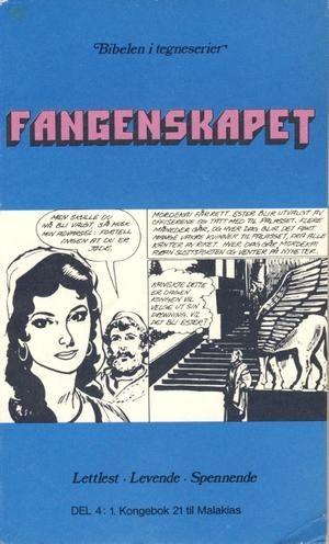 """"""" Bibelen i tegneserier 4 - Fangenskapet"""""""