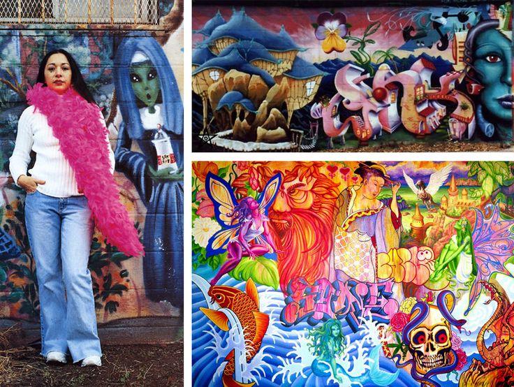Lady Pink Graffiti | Graffiti Sample