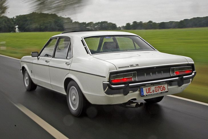 Ford Granada 3.0: Der Dicke mit V6-Appeal – ZWOMBIE
