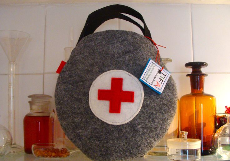 TIFA Bags pharmacy bag, very resistant , trendy and unique, red cross, Handmade in Portugal, Industrial carpet by TIFABags on Etsy