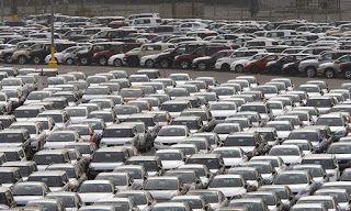 Καταρρέουν οι πωλήσεις οχημάτων diesel στην Ευρώπη