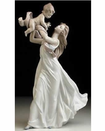 Lladro My Little Sweetie  I love Lladro porcelain!