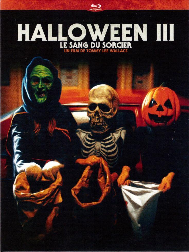 Halloween III Season of the Witch Bluray Release Date